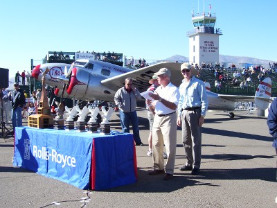 Lockheed 12 NC18137 at National Aviation Heritage Invitational, 2006
