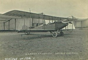 The Curtiss JN-4