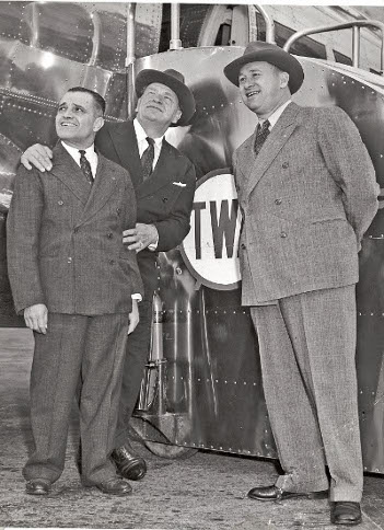 Paul Richter, actor Wallace Berry and Jack Frye