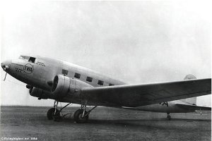 Transcontinental Western Air DC-2